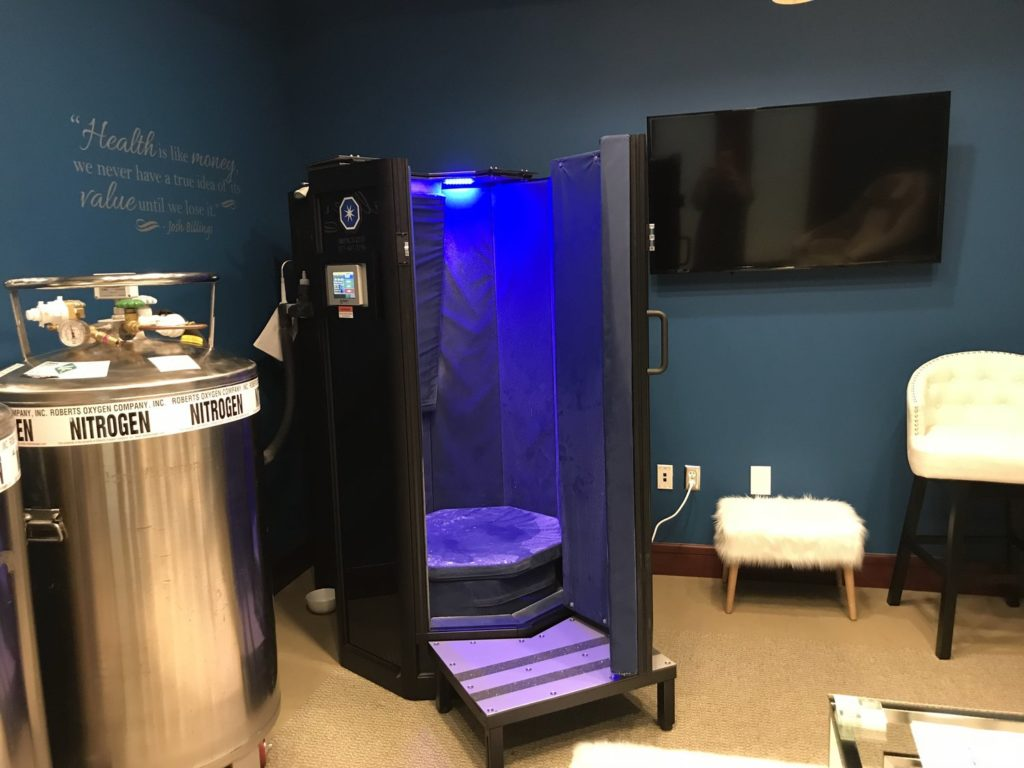 Raleigh Cryotherapy Treatment   Cryogenic Therapy Cary