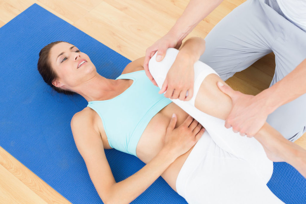 Stretching Therapy Raleigh Triangle | Stretching Sessions