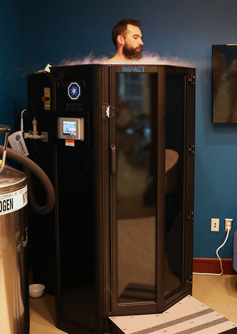 Raleigh Cryotherapy Treatment | Cryogenic Therapy Cary